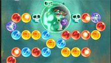 defeat Wilbur in Bubble Witch 3 Saga
