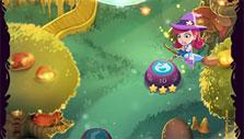 the map in Bubble Witch 3 Saga