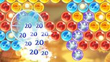 Bubble Witch 3 Saga: earning points
