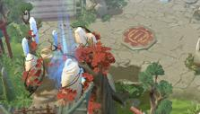 DotA 2: Beautiful graphics