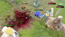 Gameplay in DotA 2