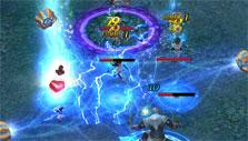 Atlantica Online: Skill activated