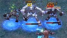 Atlantica Online: Gameplay