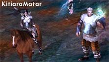 Horse mount in Atlantica Online