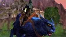 EverQuest: Guardian Wrulon mount