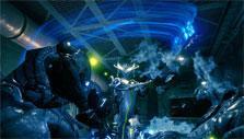 Warframe: Melee combat