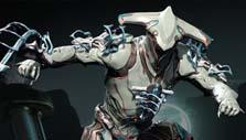 New armor in Warframe