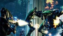 Warframe: Boss fight