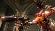 Warframe: Leaping into action