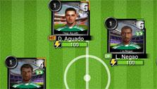 Super Soccer Club: Line-up