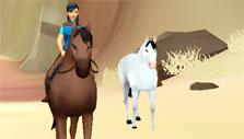 Horse Adventure: Tale of Etria: Escort quest