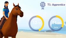 Horse Adventure: Tale of Etria: At the paddock