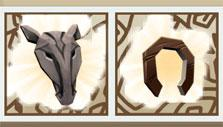 Scratch scrolls to win prizes in Horse Adventure: Tale of Etria
