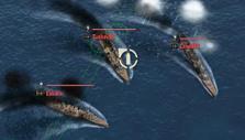 Navy Field 2: Gameplay