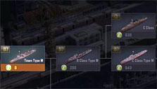 Ship tree in Navy Field 2