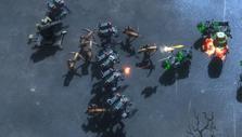 Art of War: Red Tides: Gameplay