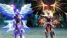 MU Online: Cool wings and outfits