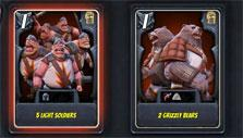 Choosing next wave of minions in Orcs Must Die: Unchained