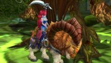 Forsaken World: Ram mount