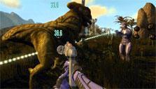 Entropia Universe: Team hunt