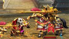 Arena in Dragons Awaken