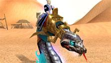 Perfect World: Ancient boa mount
