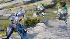 Mobius Final Fantasy: Heading into battle