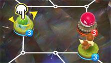 Pokemon Duel: Gameplay