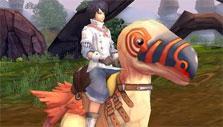 Ragnarok Online 2: Peco-peco mount