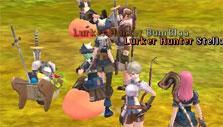Player vendors in Ragnarok Online 2