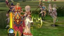 Readying for a Baphomet raid in Ragnarok Online 2