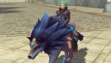 Ragnarok Online 2: Tame Sapphire mount