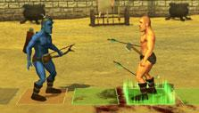 Going up against an archer in Warriors: Rise to Glory