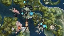 Revelation Online: World map