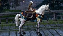 Horse mount in Revelation Online