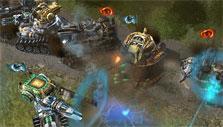 Faction battles in Steel Legions