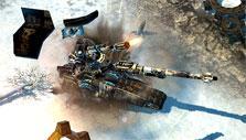 Marauder hunting in Steel Legions