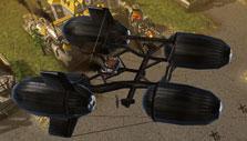 Steel Legions: Supply airship