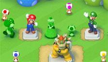 The grove in Super Mario Run