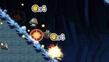 Super Mario Run: Underground level