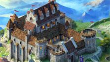 Throne: Kingdom at War: Develop your town