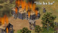Farm on Fire in Hero of the Kingdom