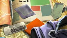 Bag in Sherlock Holmes: Lost Detective