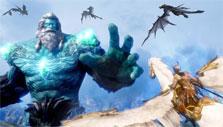 Riders of Icarus: Aerial combat