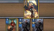 Battle in Gwent