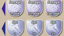 War Clicks: Achievements