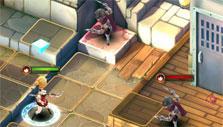Gameplay in War of Crown