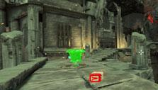 Powerups in Quake Champions