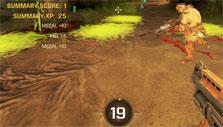 Quake Champions: TDM gameplay