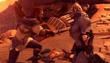Fatality in Skara: The Blade Remains
